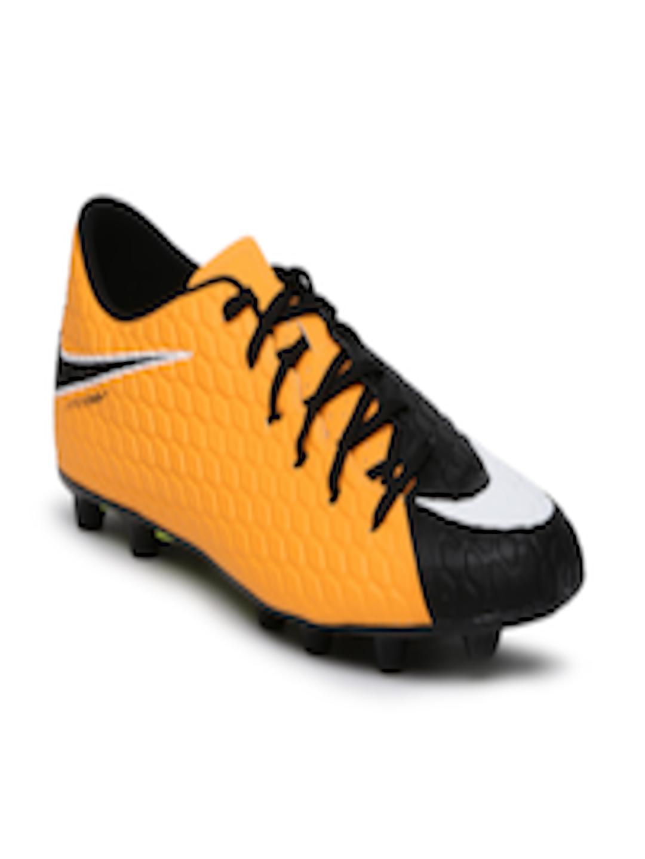 8ae1883f649 Buy Nike Men Orange HYPERVENOM PHELON III HG E Football Shoes ...