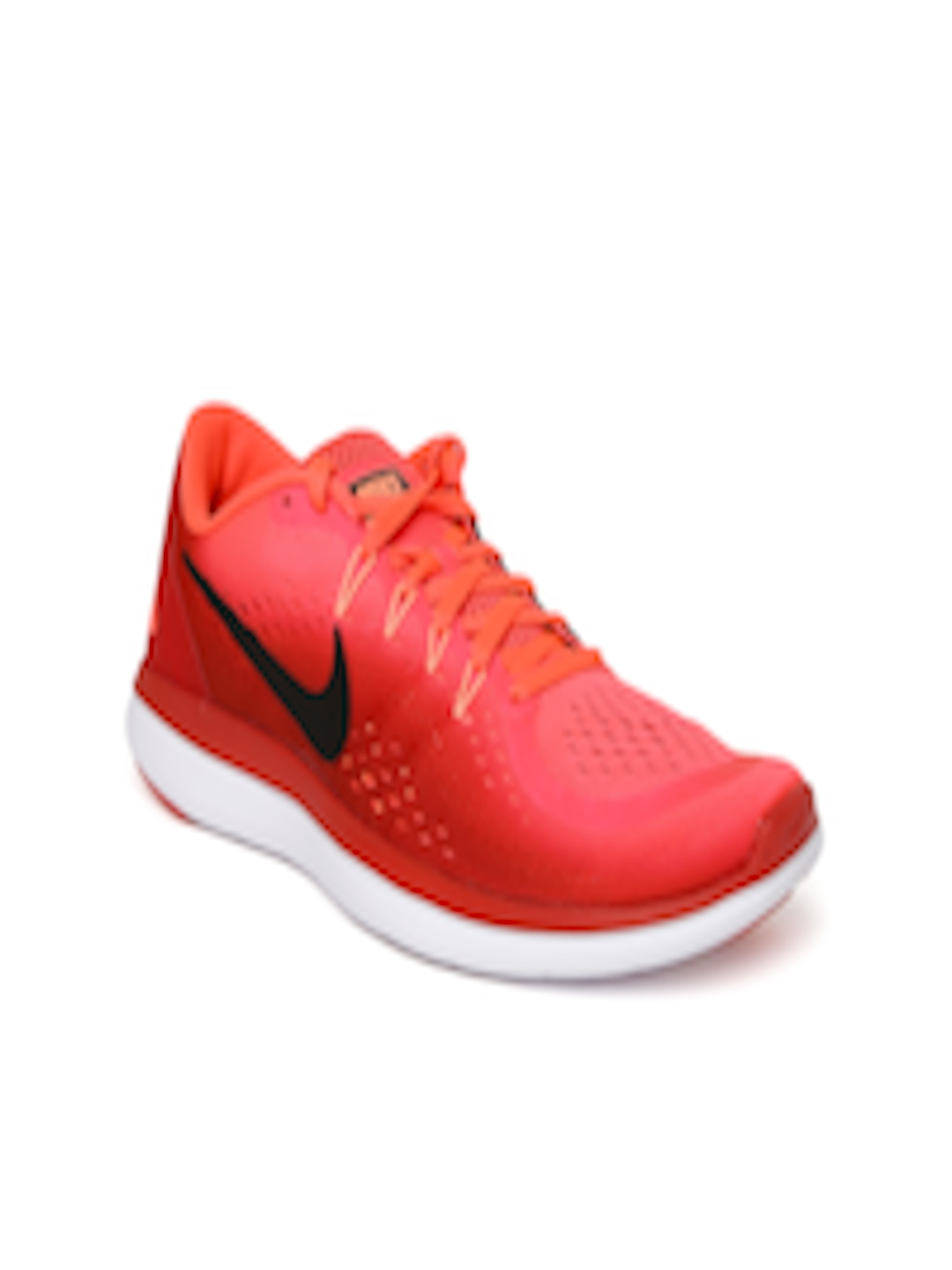 a4ef3eae1d7cb Buy Nike Men Neon Pink NIKE FLEX 2017 RN Running Shoes - Sports Shoes for  Men 1963044