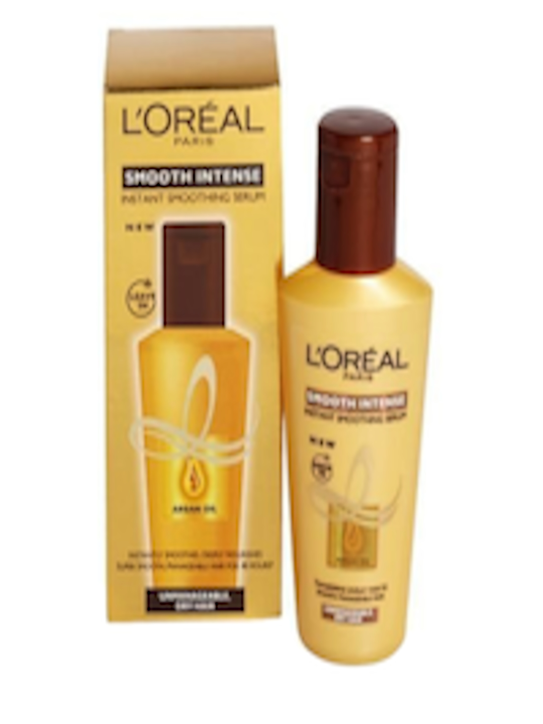 Buy LOreal Paris Smooth Intense Smoothing Serum 100 Ml -  - Personal Care for Unisex