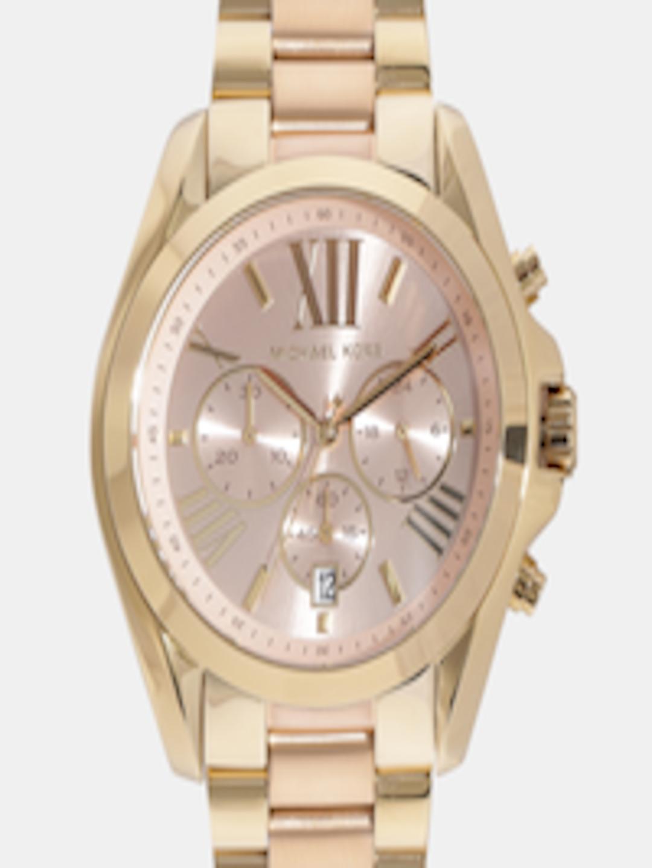 a182cb0b1e8b Buy Michael Kors Women Gold Toned Analogue Watch MK6359 - Watches for Women  1985543