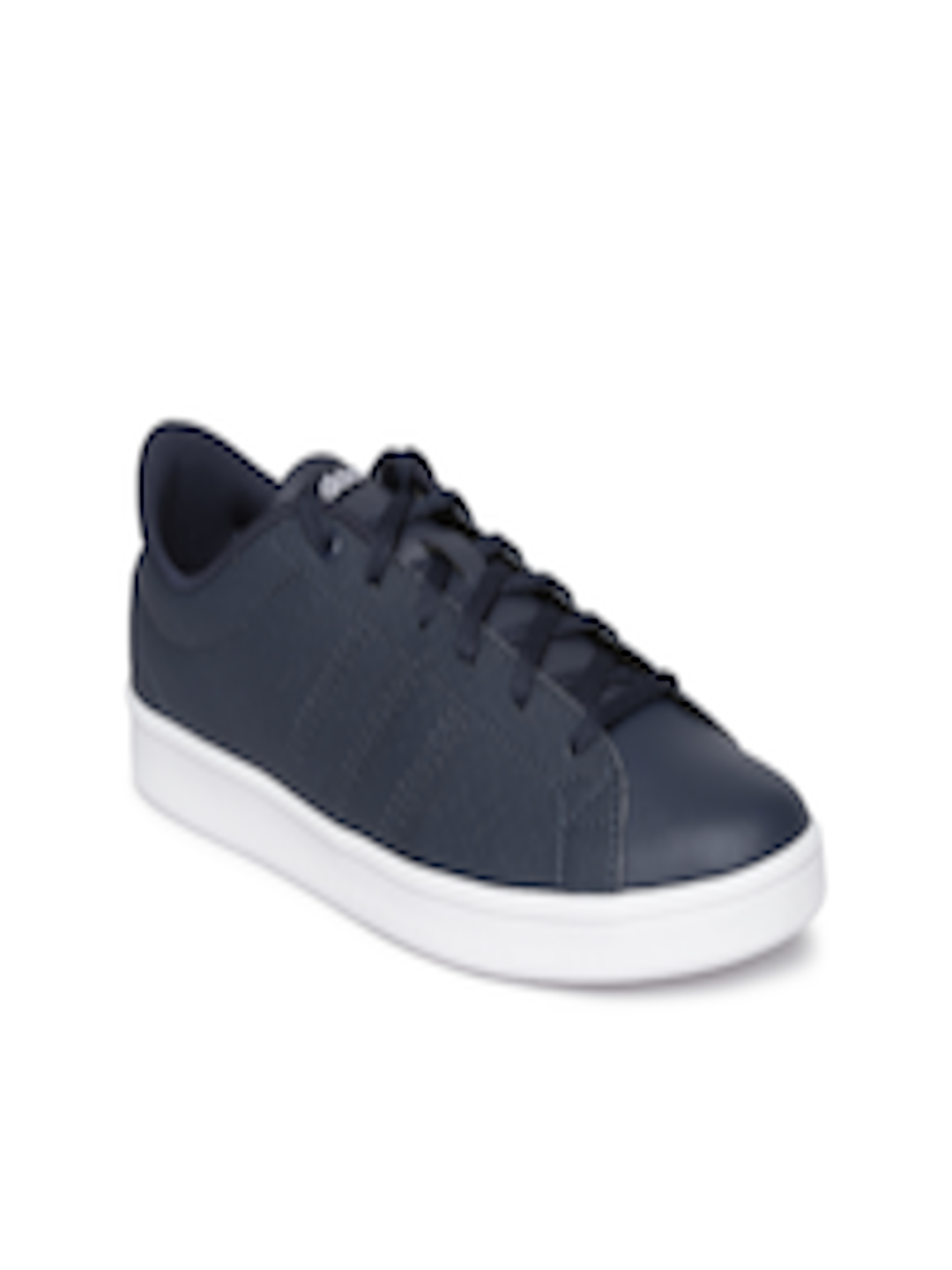 7443e21ff66b2 Buy ADIDAS NEO Women Navy ADVANTAGE Clean QT Sneakers - Casual Shoes for  Women 1989214 | Myntra
