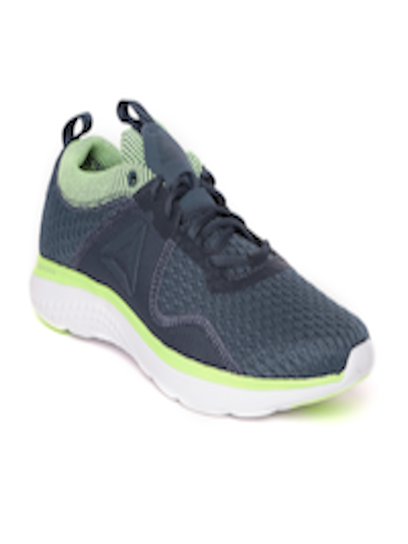 cb31ebf91836e6 Buy Reebok Men Navy Blue Astroride Fire MTM Running Shoes - Sports Shoes  for Men 2003568