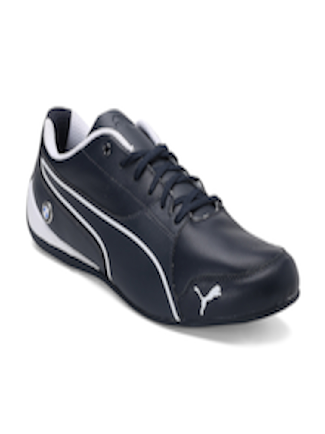 Buy Puma Unisex Navy BMW MS Drift Cat 7 Sneakers - Casual Shoes for Unisex  2041323  9db3ed2b0