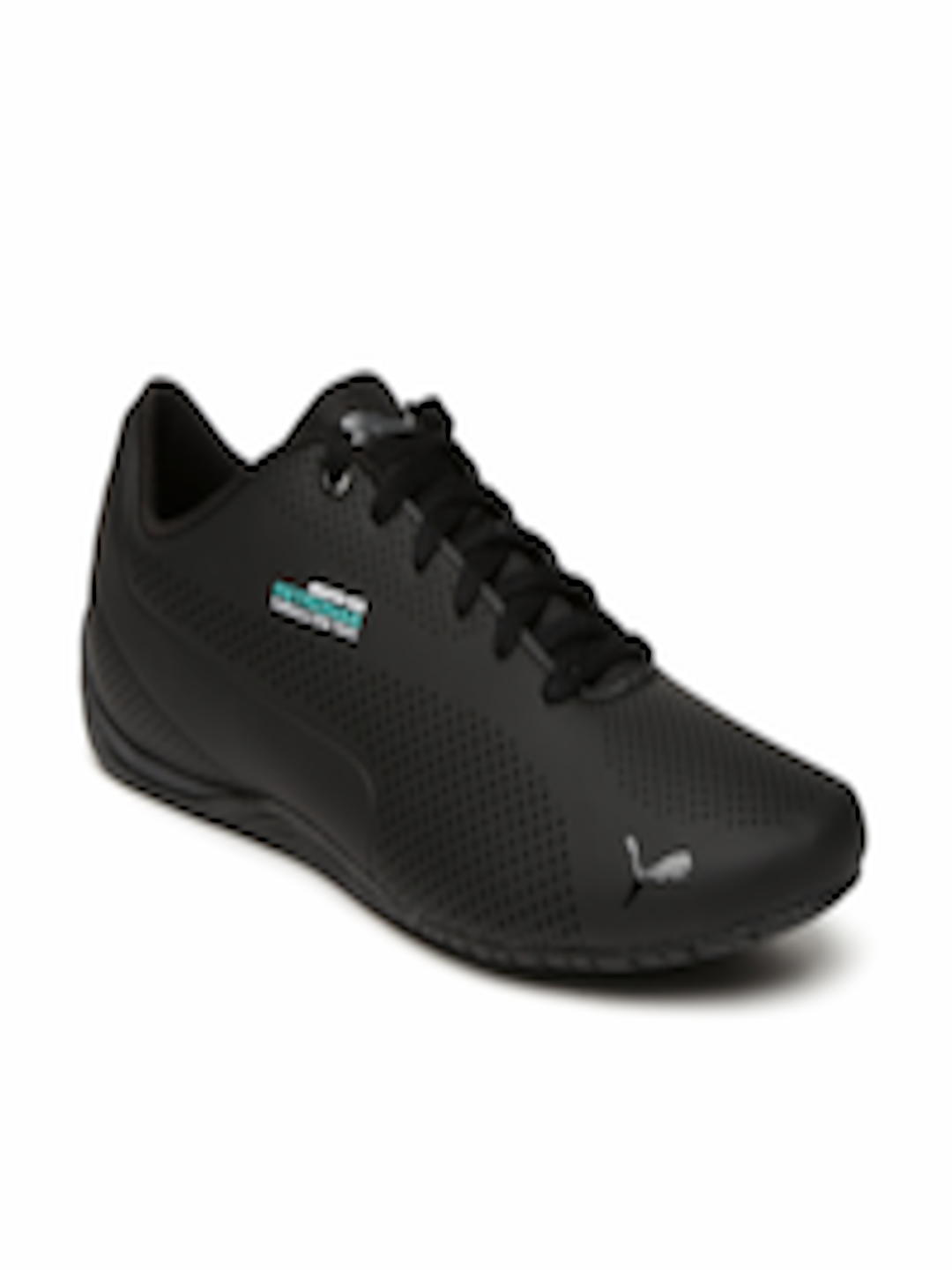 Buy Puma Unisex Black Mercedes Drift Cat Ultra Sneakers - Casual Shoes for Unisex | Myntra