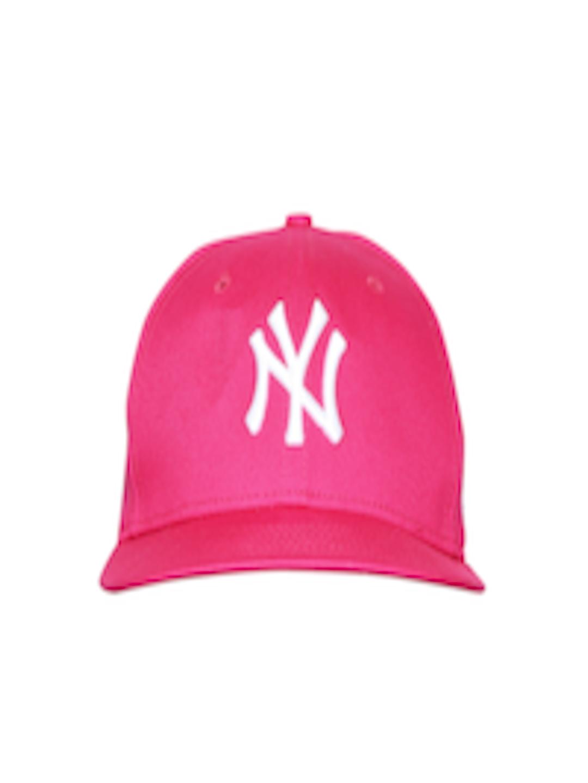 625e3c44404 Buy NEW ERA Men Magenta League Essential 950 Neyyan Cap - Caps for Men  2046912