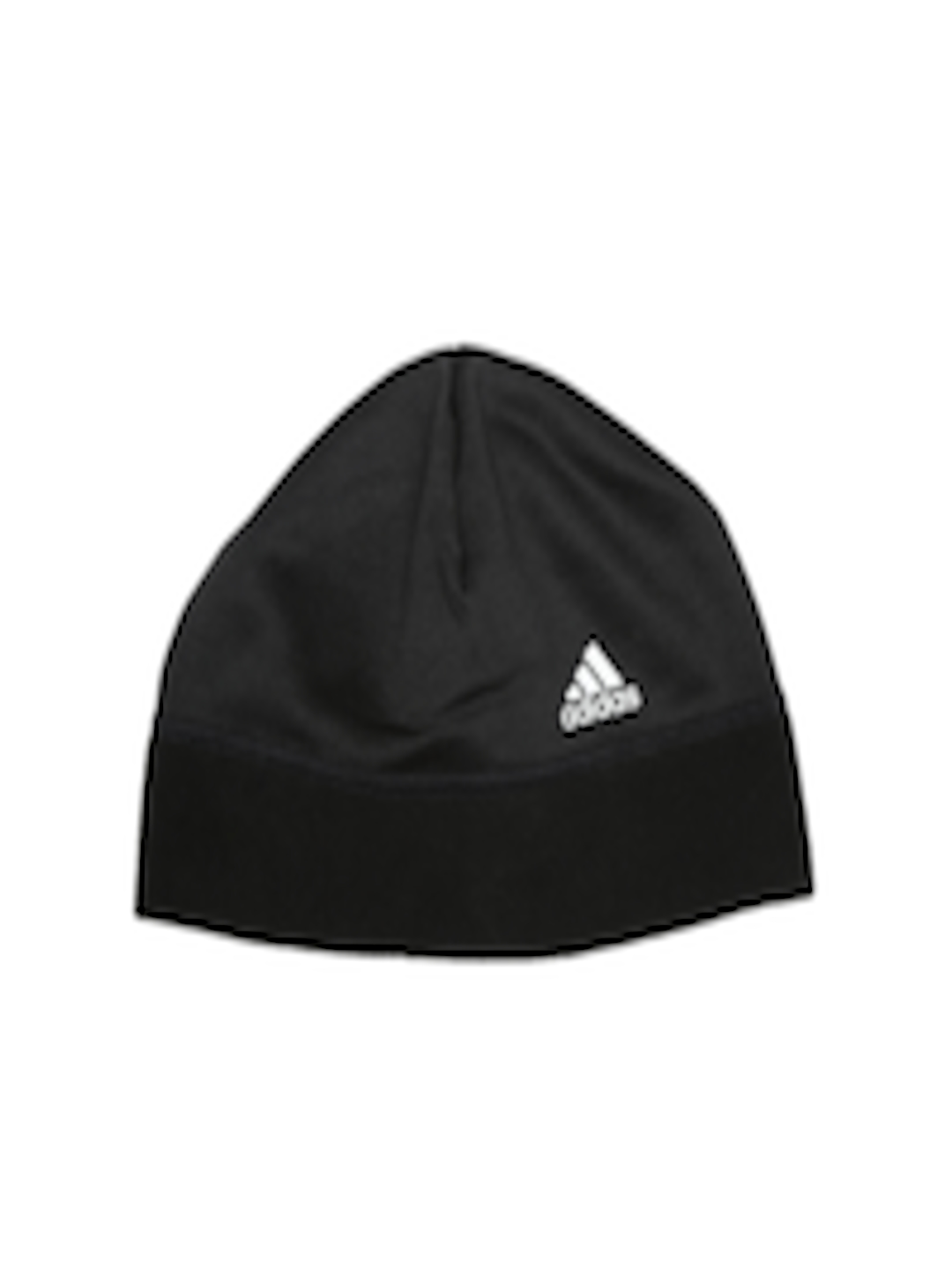 d1c9233af Buy ADIDAS Unisex Black ClimaWarm Fleece Solid Beanie - - Accessories for  Unisex