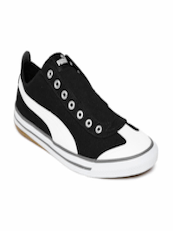 Buy Puma Unisex Black 917 Fun AC IDP Slip On Sneakers - Casual Shoes for  Unisex 2081675  0b6ddb8e7