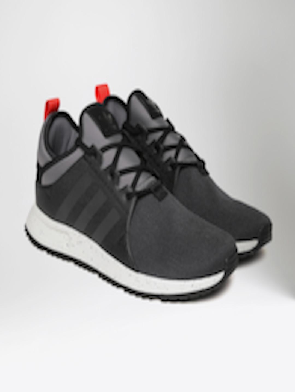73c1f92e5936 Buy ADIDAS Originals Men Black X PLR SneakerBoot Sneakers - Casual Shoes  for Men 2122199