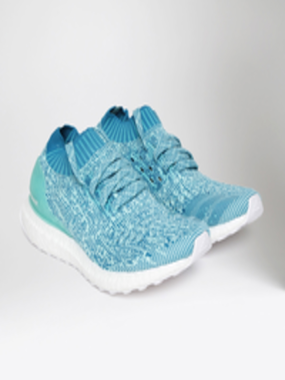 best website 41fed 86c64 Buy ADIDAS Women Mint Green   Blue Ultraboost Uncaged Running Shoes -  Sports Shoes for Women 2122222   Myntra