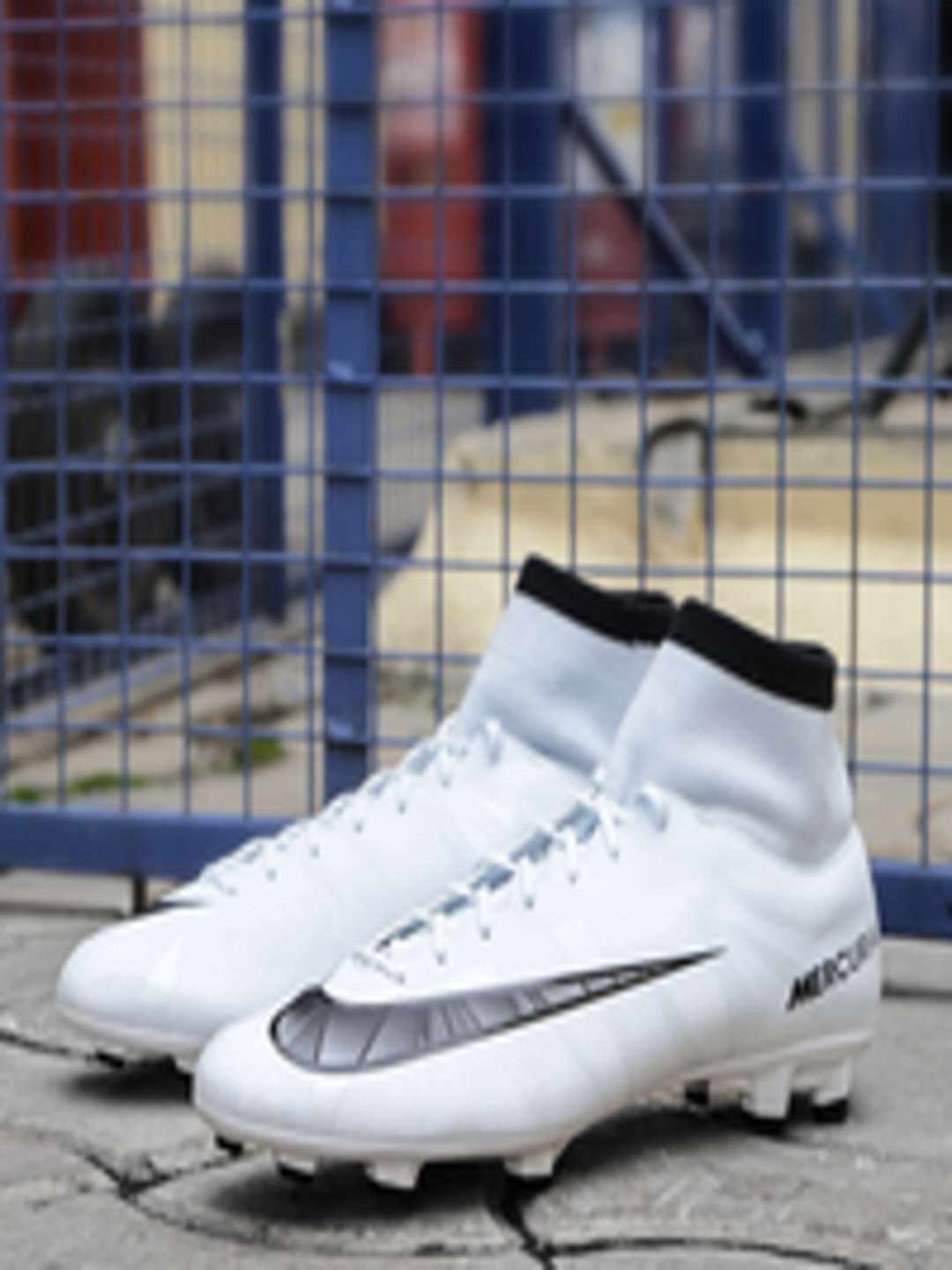 Buy Nike Men White Synthetic High Top VICTORY VI CR7 Football Shoes -  Sports Shoes for Men 2147523  75587c486a6c