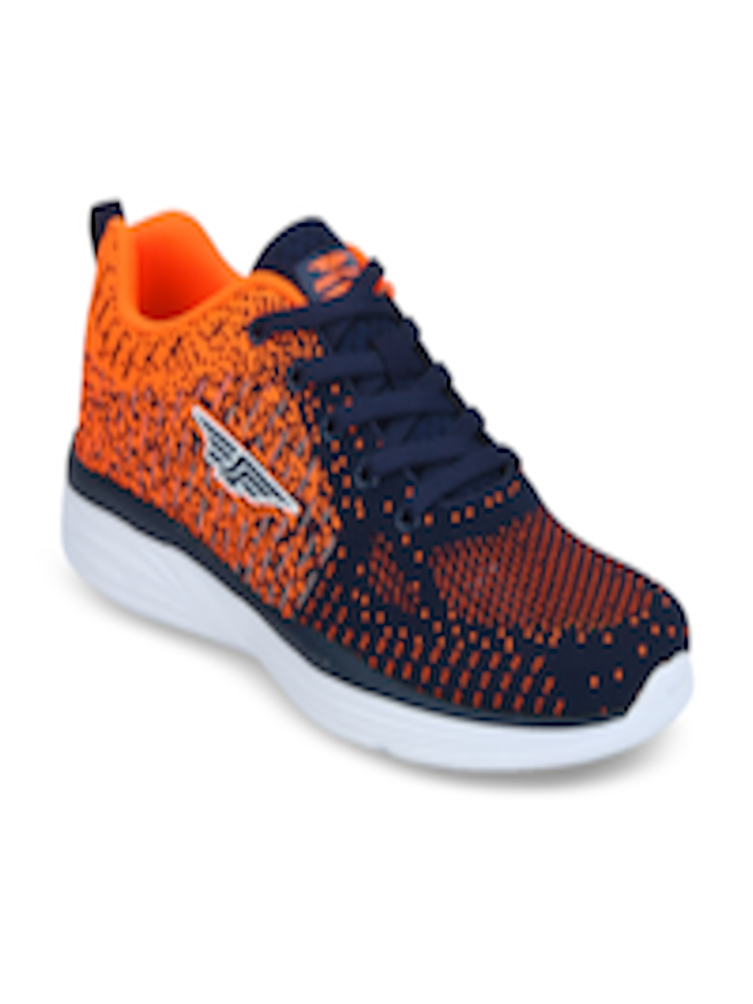 Buy Red Tape Athleisure Sports Range Men Orange Amp Navy