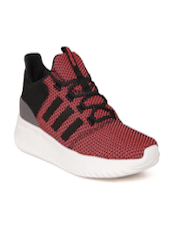 Buy ADIDAS NEO Men Pink   Black CLOUDFOAM ULTIMATE Sneakers - Casual ... bd1b835cd