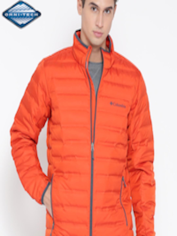0c51fb48d Buy Columbia Men Orange Lake 22 Down Water Resistant Outdoor Jacket - -  Apparel for Men