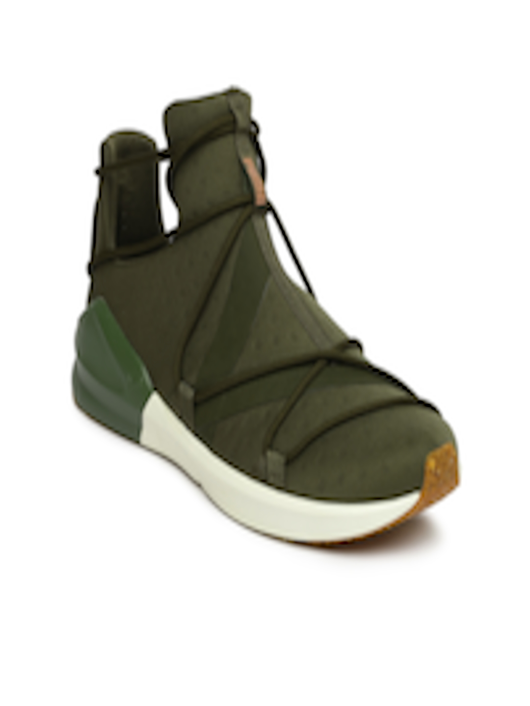 new style 364b3 dcce7 Buy Puma Women Olive Green Fierce Rope VR Training Shoes - Sports Shoes for  Women 2246947 | Myntra