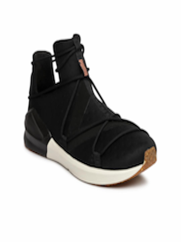 401ef9a2c8527e Buy Puma Women Black Fierce Rope VR Training Shoes - Sports Shoes for Women  2246948