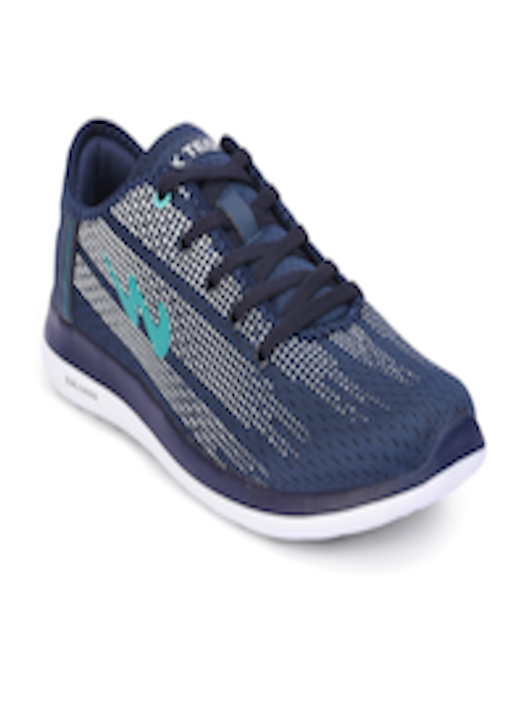 218422b4884e Buy Campus Men Battle X 10 Navy Blue Running Shoes - Sports Shoes for Men  2257339