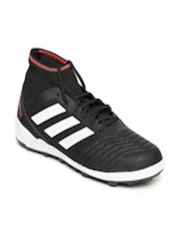 e5ad16c55fe2 Buy ADIDAS Men Black Predator Tango 18.3 TF Football Shoes - Sports Shoes  for Men 2262232