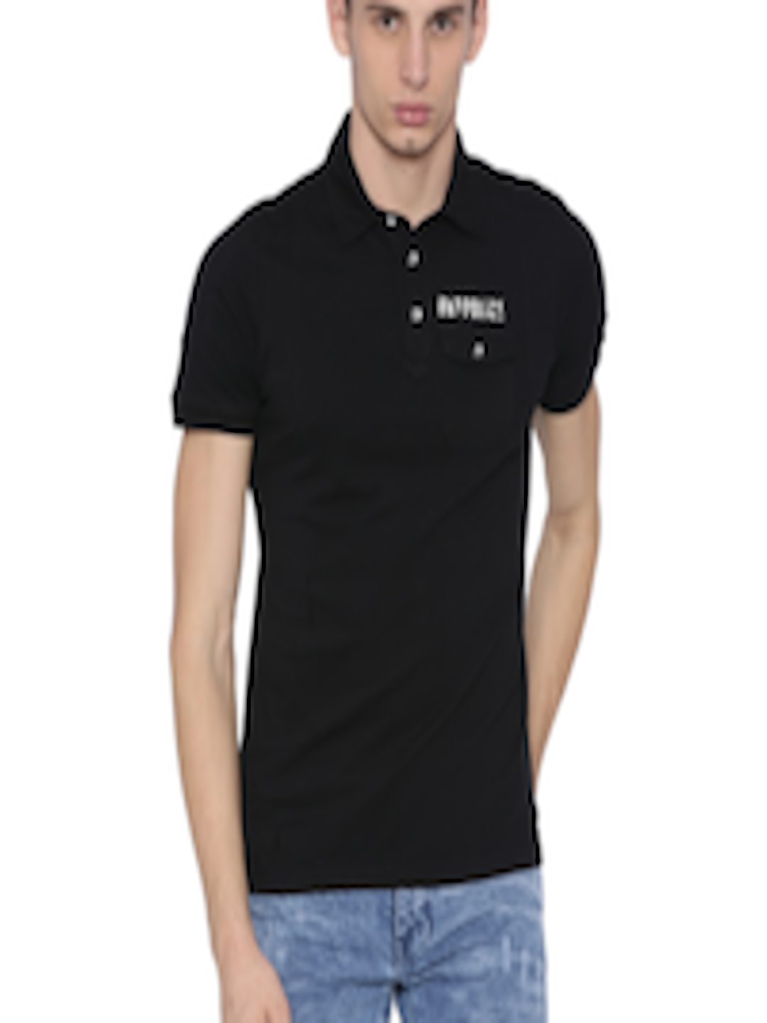 Mens T Shirt Crew Neck Cotton Short Sleeve Branded 883 Police T-Shirt Polo