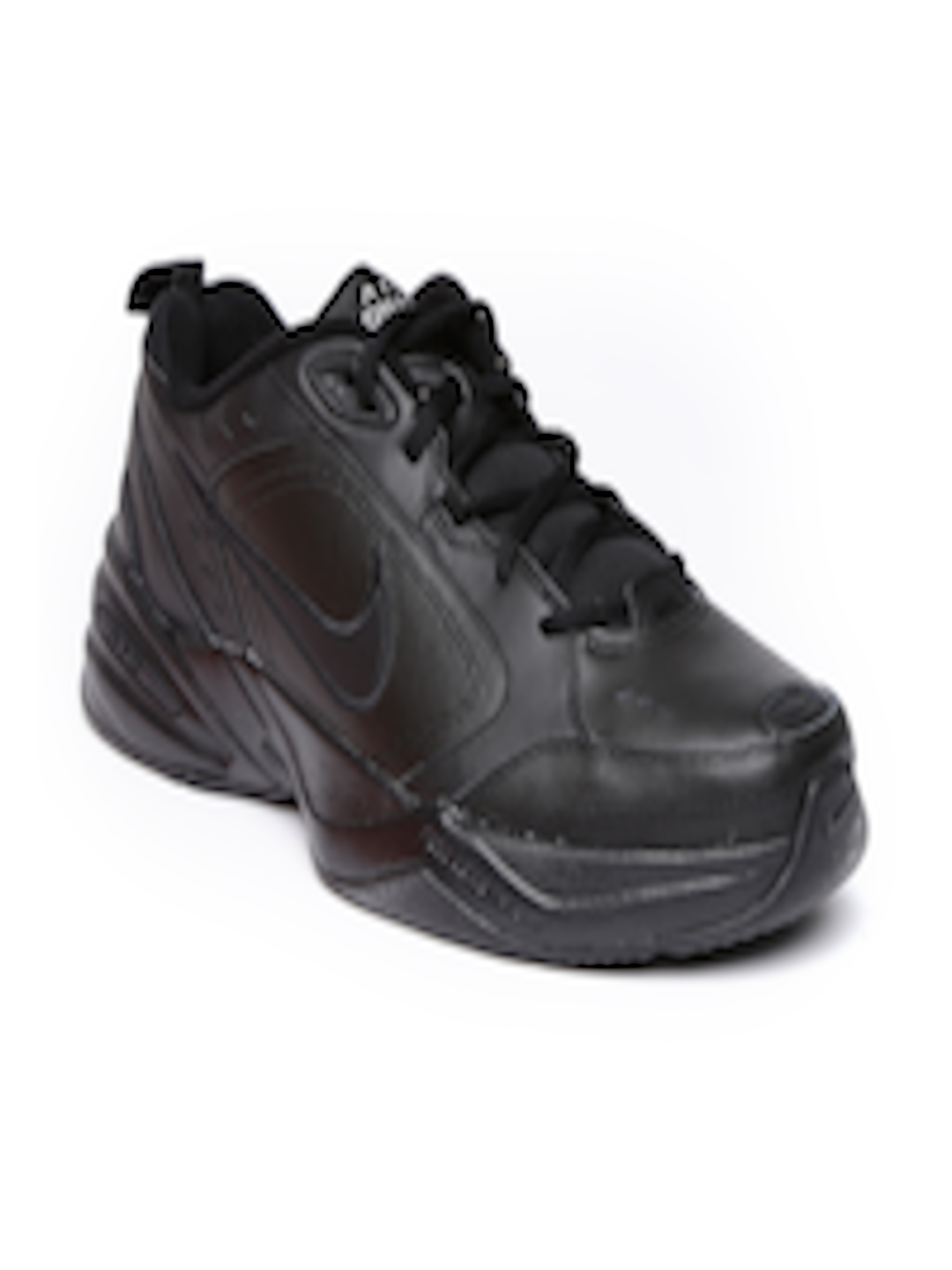 incredible prices special sales free shipping Buy Nike Men Black AIR MONARCH IV Training Shoes - - Footwear for Men