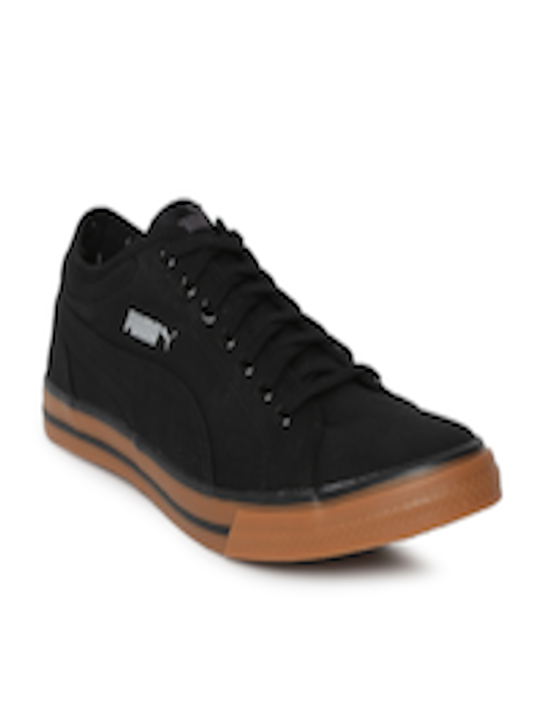Buy Puma Unisex Black Yale Gum Solid IDP Sneakers - Casual Shoes for ... 1101536fe