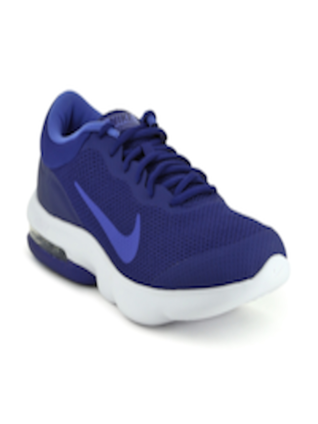 db90f9ea73a Buy Nike Men Blue AIR MAX ADVANTAGE Running Shoes - Sports Shoes for ...