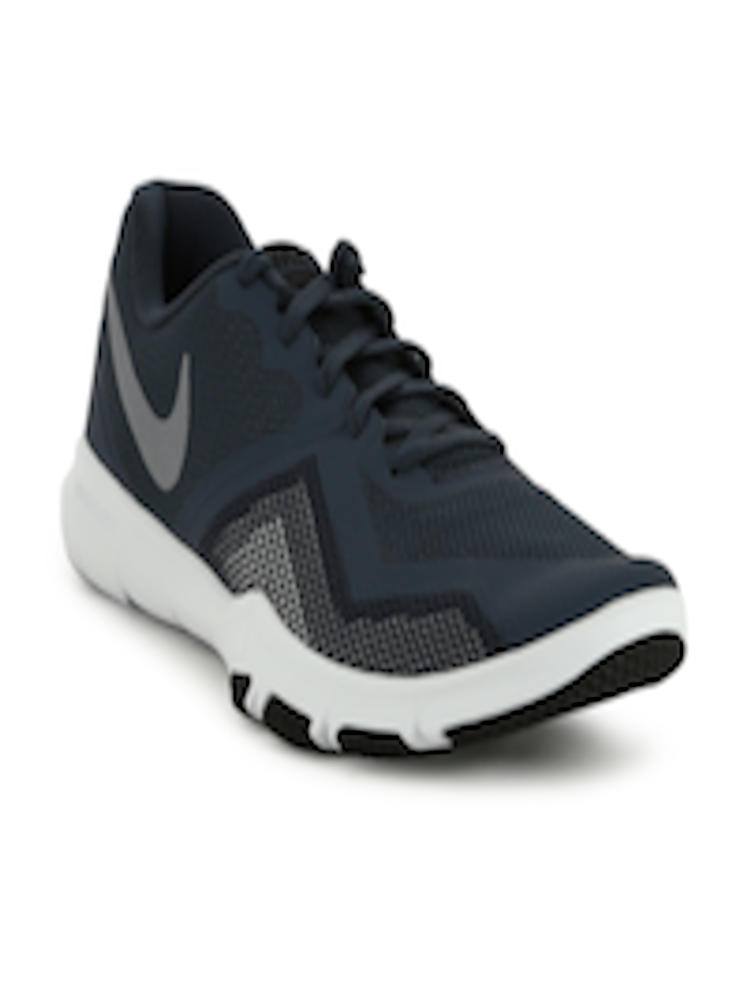 9c7b203e68cfb Buy Nike Men Navy Blue FLEX CONTROL II Training Shoes - Sports Shoes for  Men 2375706