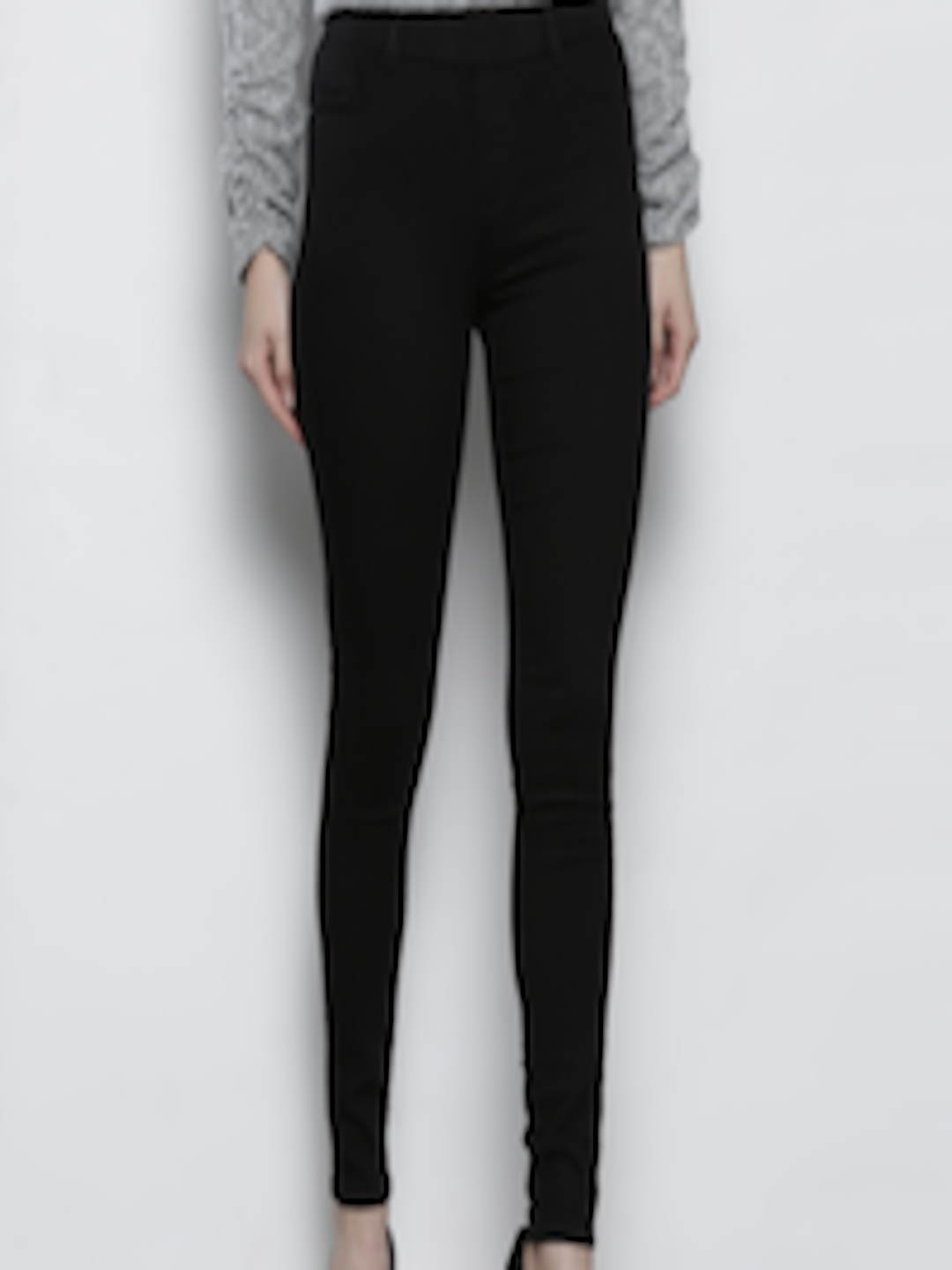 f7e809410efc Buy DOROTHY PERKINS Black Eden Ultra Soft Jeggings - Jeggings for ...