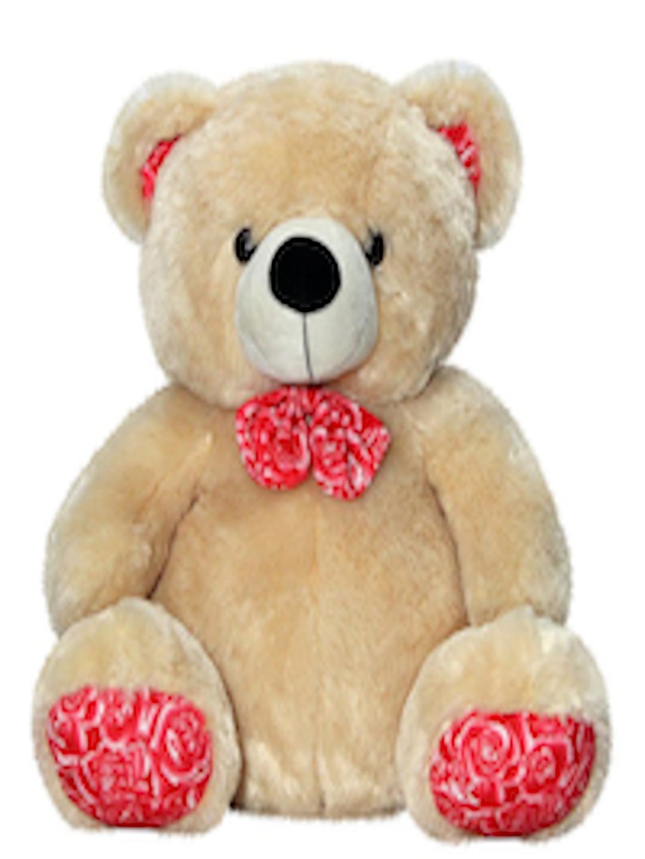 kuuma myynti esittelijänä tyylikkäät kengät Buy Soft Buddies Brown Chubby Bear Big Doll - - Toys And Games for Unisex