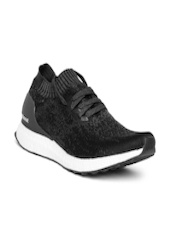 bda5b12f9 Buy ADIDAS Men Black   Charcoal Grey Ultraboost Uncaged Running Shoes -  Sports Shoes for Men 2409834