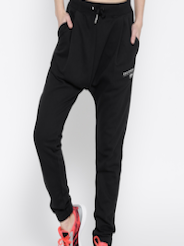 promo code aa268 89237 Buy ADIDAS Originals Women Black EQT Joggers - Track Pants for Women  2419686   Myntra