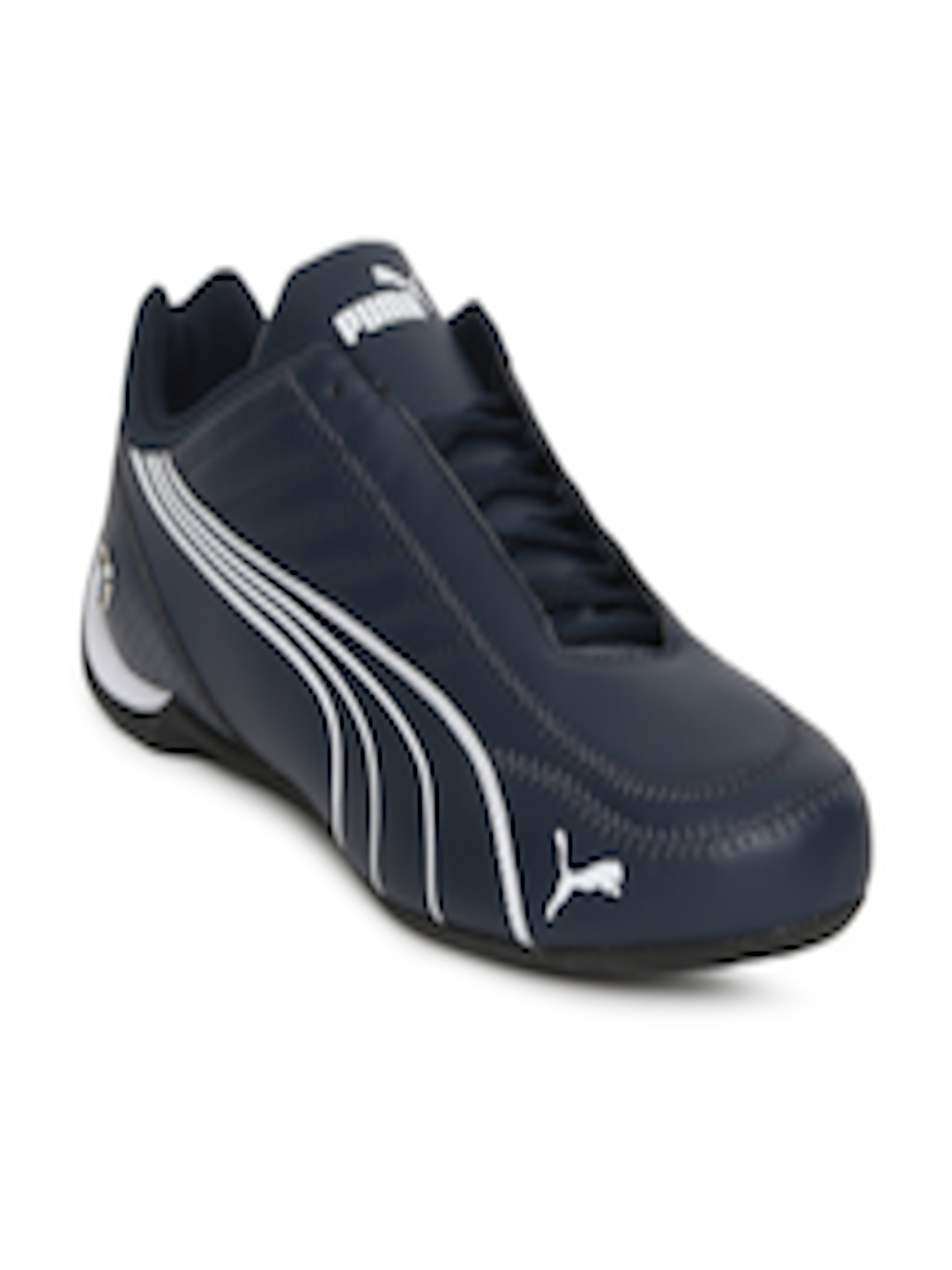 Buy Puma Men Navy BMW MS Future Kart Cat2 Low Sneakers - Casual Shoes for  Men 2429528  7ccc317de