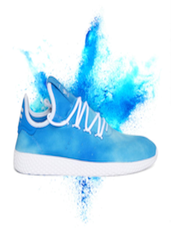 40df52afc Buy ADIDAS Originals Men Blue PW HU Holi Tennis Sneakers - Casual Shoes for  Men 2444365