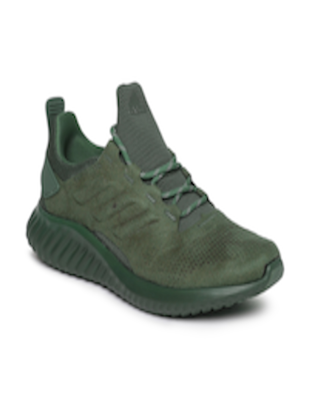a7168d17e Buy ADIDAS Men Olive Green Alphabounce CR Running Shoes - Sports Shoes for  Men 2444378