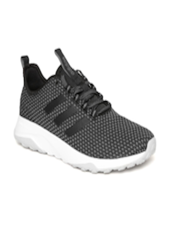 5c7d160d995 Buy ADIDAS Men Black & Grey CF Superflex TR Running Shoes - - Footwear for  Men