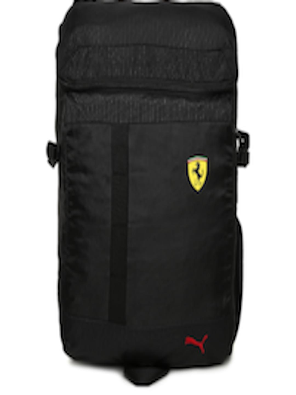 a699fe49e279 Buy Puma Unisex Black Scuderia Ferrari Fanwear Backpack - Backpacks for  Unisex 2445303