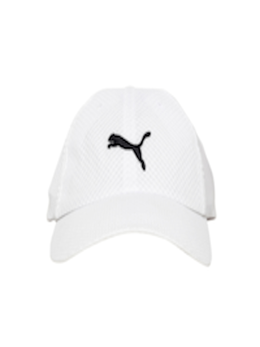 excellent quality special for shoe best sell Buy Puma Unisex White Solid Training Mesh Baseball Cap - Caps for ...