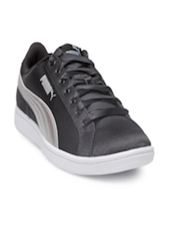 5087ff2ed5b Buy Puma Women Black Vikky EP Sneakers - Casual Shoes for Women 2454765