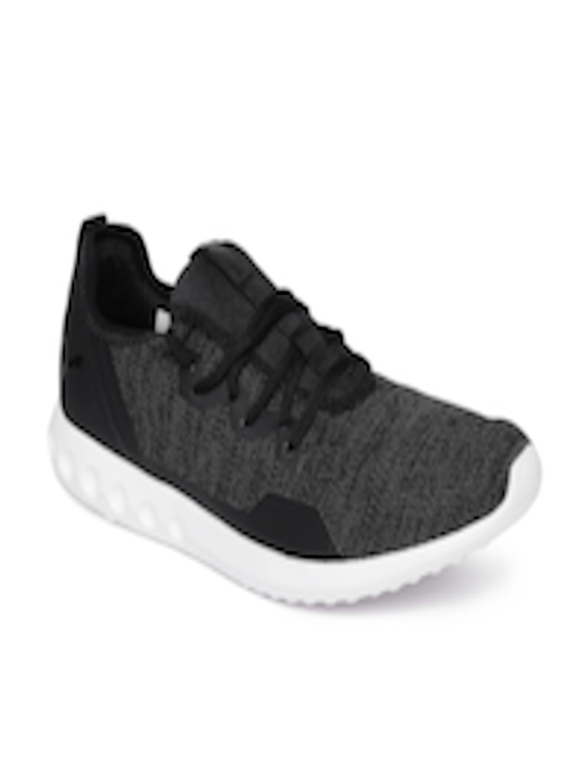 27a547e0f0ba1e Buy Puma Men Black Carson 2 X Knit IDP Running Shoes - Sports Shoes for Men  2454931