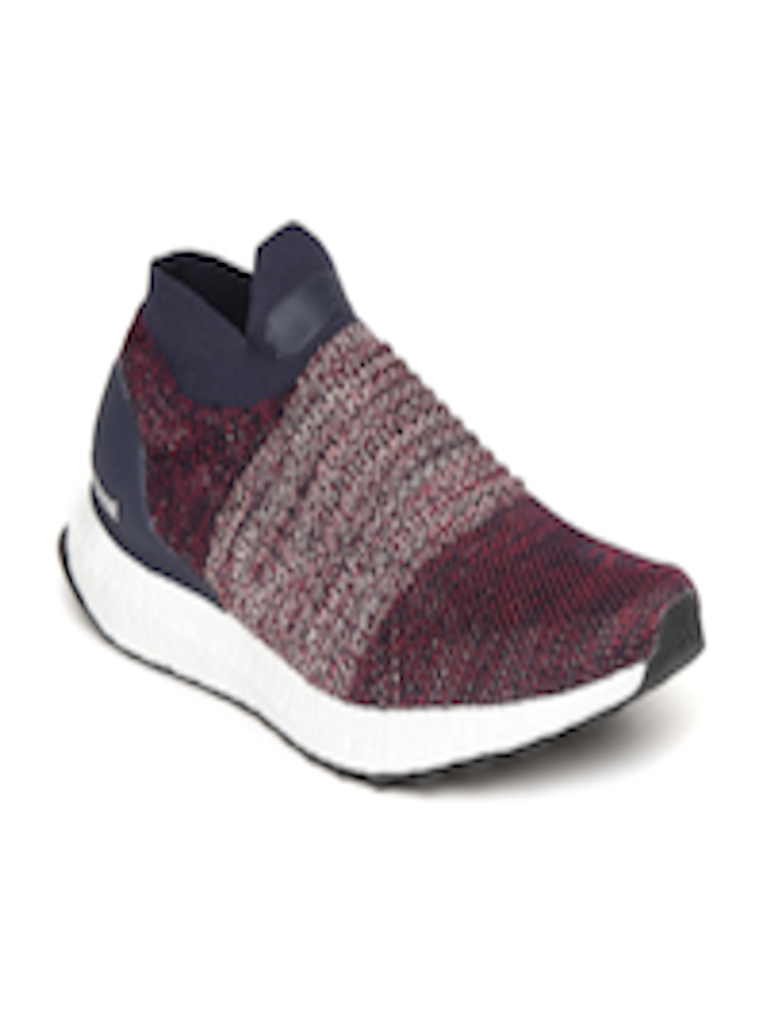 23d3c0c7e29a9 ... where to buy buy adidas women burgundy navy ultraboost laceless running  shoes sports shoes for women