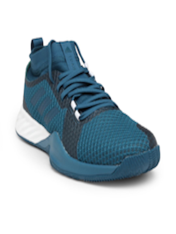 fd6b849e999c8 Buy ADIDAS Men Teal Green Crazytrain PRO 3.0 Training Shoes - Sports ...