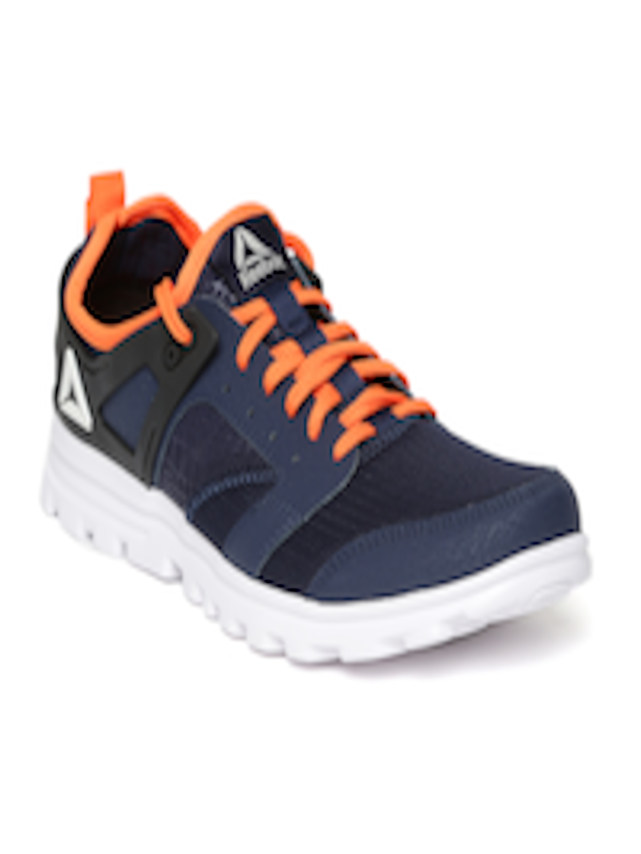 b20ccce5a055 Buy Reebok Men Navy Amaze Run 2.0 Running Shoes - Sports Shoes for Men  2496346
