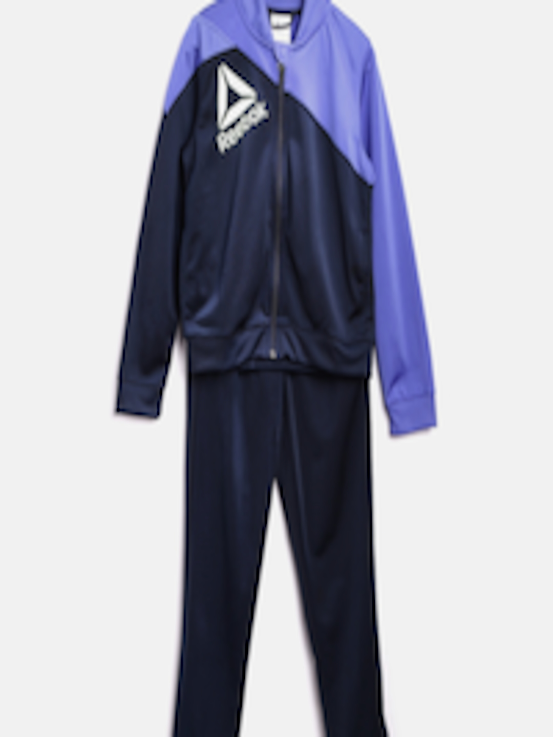 Buy Reebok Boys Navy WOR TRIC TS Tracksuit - Tracksuits for Boys 2497375  997f4058c