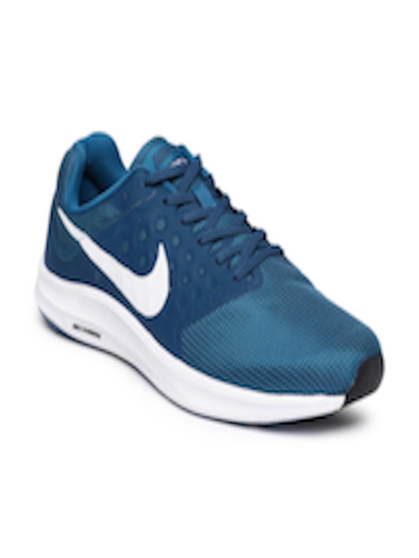 4480806ce8530 Buy Nike Men Blue Downshifter 7 Running Shoes - Sports Shoes for Men  2528119