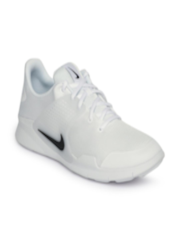 online store 6dc1e 78bdb Buy Nike Men White Arrowz Sneakers - Casual Shoes for Men 4030144   Myntra