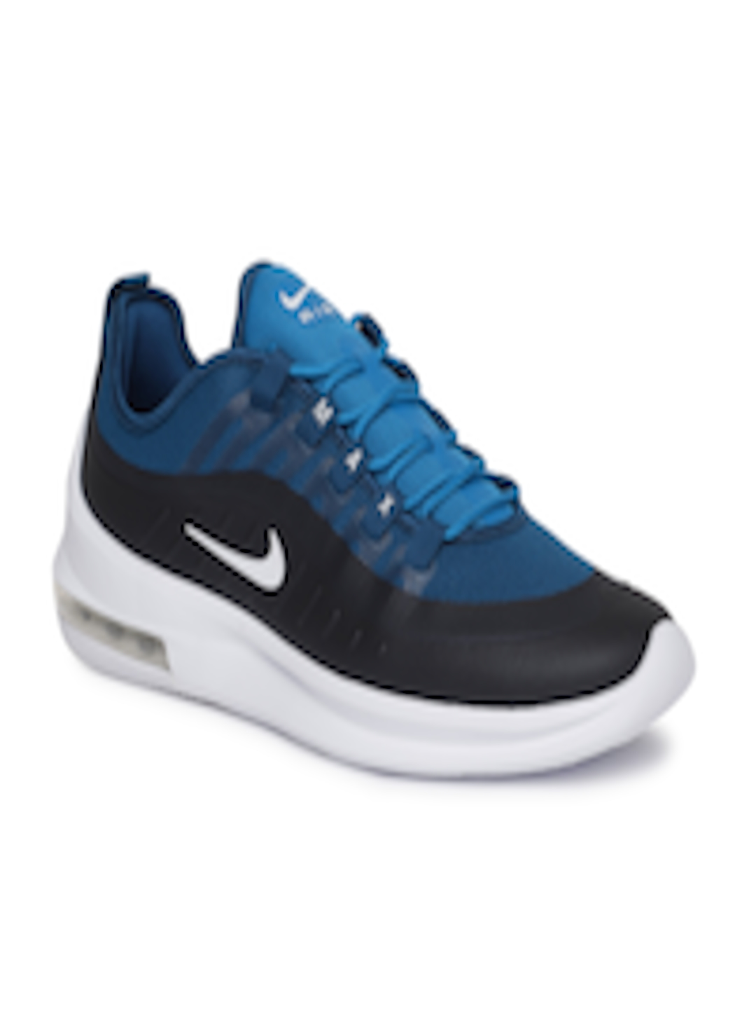 premium selection 1e500 5face Buy Nike Men Blue   Black Air Max Axis Sneakers - Casual Shoes for Men  4030155   Myntra