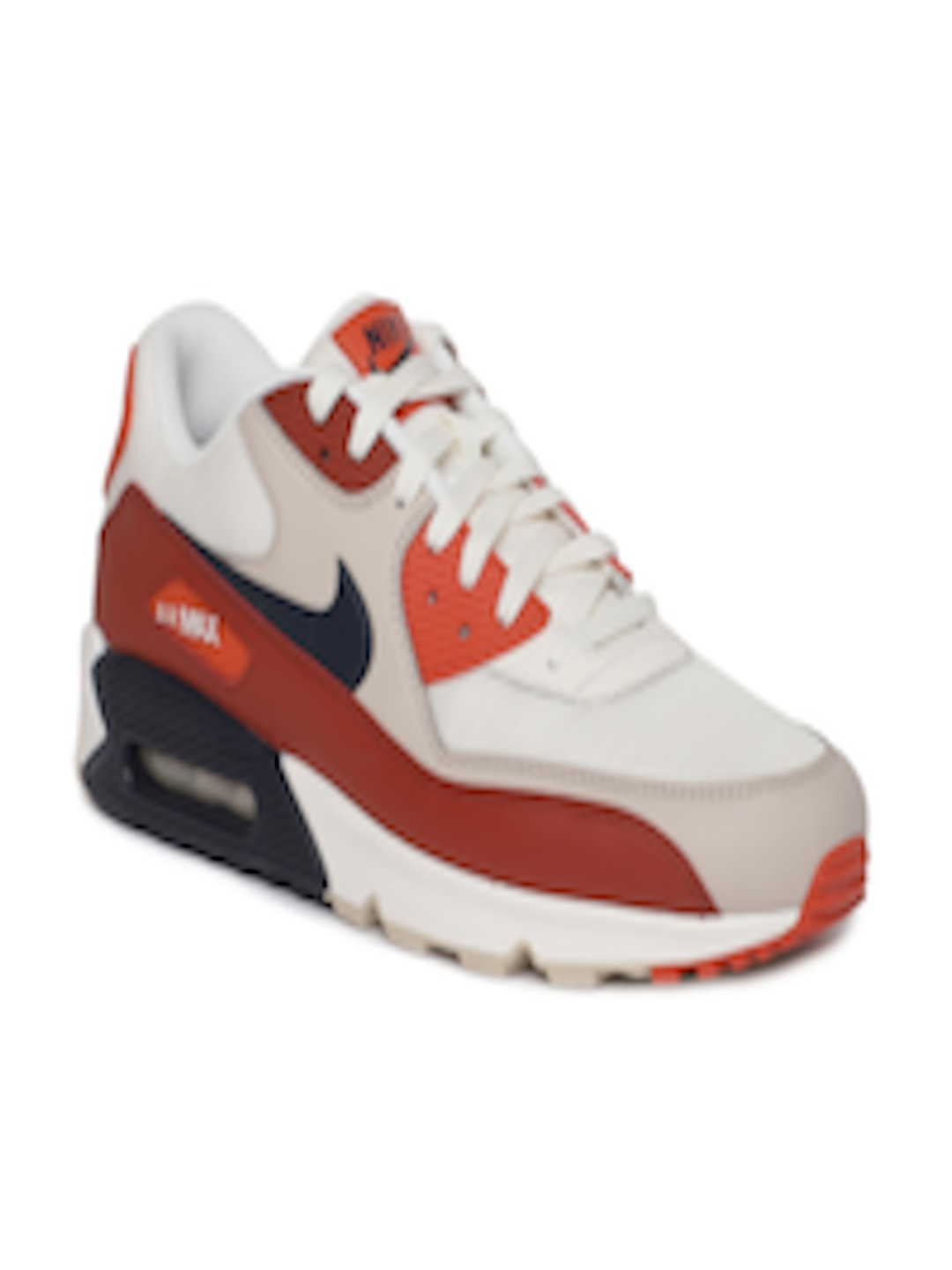 huge selection of 907ae 37870 Buy Nike Men Air Max 90 Essential Colorblocked Sneakers - Casual Shoes for  Men 4330887  Myntra