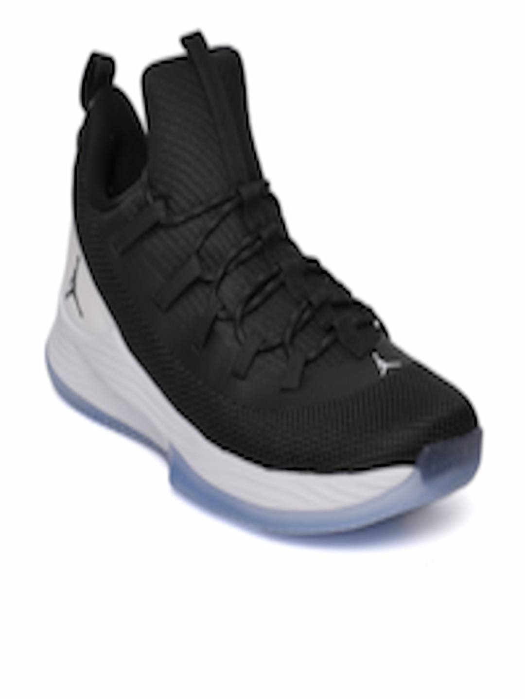 5dfd343a208 Buy Nike Men Black & White Jordan Ultra Fly 2 Low Basketball Shoes - Sports  Shoes for Men 4330987 | Myntra