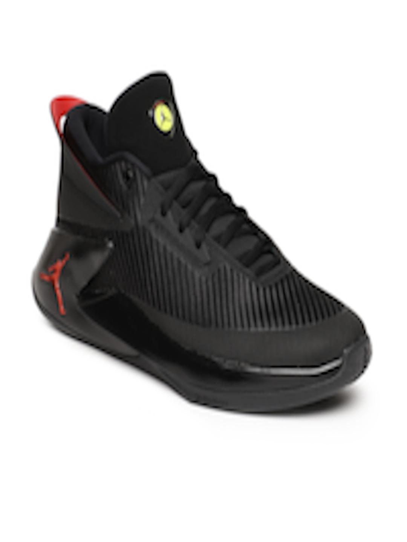 252bec5ecf34 Buy Nike Men Black Jordan Fly Lockdown Basketball Sport Shoes - Sports  Shoes for Men 4330996