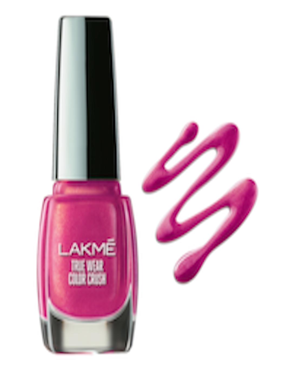 Buy Lakme True Wear Color Crush Shade 66 Nail Polish 9 Ml ...