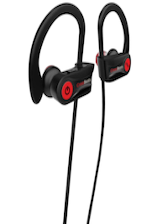 eebd147ec89 Buy CrossBeats Unisex Black Raga Wireless Bluetooth Earphones With Mic RU8  - Headphones for Unisex 4406482   Myntra
